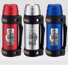 insulated double wall tours eco-friendly mug large travel vacuum mug
