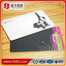 custom printed nfc credit card