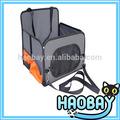 Elegante caliente venta portátil jaula del animal doméstico Global productos para mascotas Pet Dog Carriers bolsa