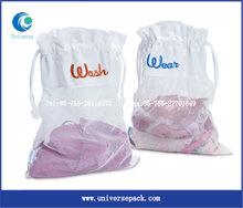 Wholesale mesh laundry bag in lingerie delicate