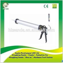 DF-00168A 600ml sausage aluminium tube caulking gun