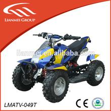 cheap gas four wheelers pocket atv 49cc quad for kids