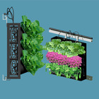 2014 new hot vertical garden modules indoor and outdoor living planting green wall garden manufactures green wall tank