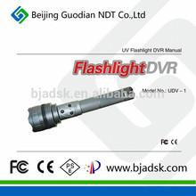 UV flashlight cctv DVR