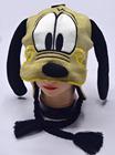 Cartoon dog knitted hats