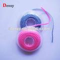 Denxy orto de la cadena de alimentación 28 color elástico orto cadena