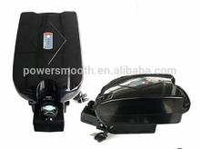 36V 10Ah E-bike rechargeable lithium-ion battery packs