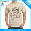 Customizing High Quality 100% Cotton Fashional Tee Shirt With Printing