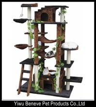 Popular model cat scratcher tree furniture