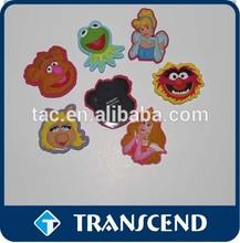 Factory custom epoxy fridge magnet with advertisement gifts,Pvc Exp Tin Plate 3D Custom-made PVC Fridge Magnet