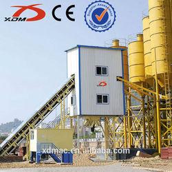 HZS50 Small concrete batching plant