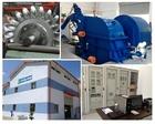 Water turbine generator unit / Hydro power plant /EPC project