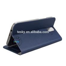 Ultra Slim Cute Book Cover Flip PU Leather Case Skin For HTC One M8 Mini Cell Phone