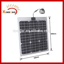 36W Amorphous Silicon Flexible Solar Panel
