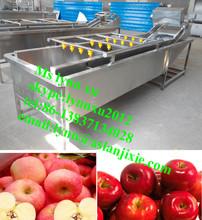 Lavagem de fruta máquina de depilação / laranja máquina de polir