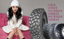 high quality chinese brand Triangle Advance off road 395/85r20 military truck tire