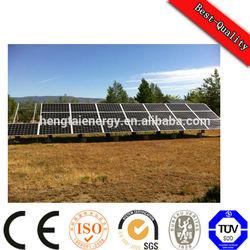 61215 TUV CE 12v solar module