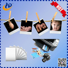 Full color inkjet double sided / side high Glossy Photo printing Paper type a4/a3