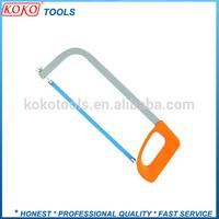 Plastic handle 300mm square steel frame HACKSAW