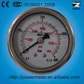 ( ytn- 60z) 60mm de presión de alta precisión estable de calidad de acero inoxidable del cilindro