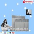 eficiente y hermoso industrial calentador de radiadores de agua