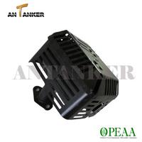 5.5hp 168F 168FA 168FAE 160cc Gasoline small engine parts spare GX160 ax100 muffler