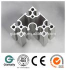 6063 T5 aluminium profile for industry assembly line frame, aluminum profile