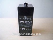 Rechargeable 2v battery valve regulated lead-acid battery ups battery 2v 500ah