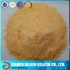 Industrial bulk gelatin for metal polish use