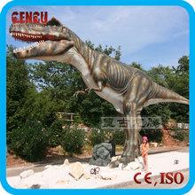 Amusement Park Mechanical Animatronic 3D Foam Dinosaur Puzzle