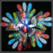 HOT selling music show/party/rave finger lights/multicolors led finger light