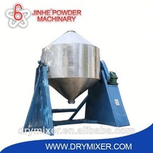 High quality may pha mau son nuoc tron xoay mixer machine