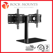 VESA 400*400 lcd led plasma tv wall mount with dvd bracket
