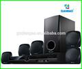 Sorrounded suono 5.1 canali mini home theater/cinema sistemi di altoparlanti qg355sd
