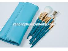 Brand Name Make up Set makeup bag /custom makeup brush