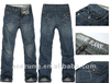 Knitting men Demin jeans manufactures china wholesale miss me jeans CX0346A2