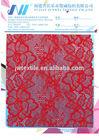 newly design nylon jacquard lace fabric for wedding dress