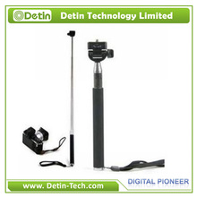 Photo Shooting Handheld monopod for mobile phone / camera,rectratable length