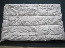 100% kapok fiber pillowcase 200+200gsm filling fabric 100% cotton in non-woven bag