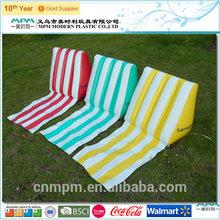 Inflatable Backrest Beach Cushion