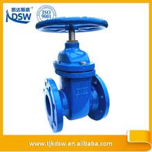 DIN/EN High Quality big size rising stem gate valve