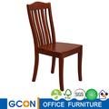 venta al por mayor de nuevo la cruz de madera maciza de diseño de silla de comedor gs5736
