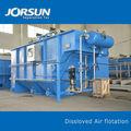 Dissous Air Machine de flottation pour industrie de la teinture traitement de l'eau