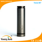2014 new products electronic cigarette Youngjune Tesla mod Tesla M7 ecig mod 26650 new products looking for distributor