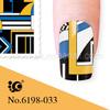 stamp sticker nail art ideas