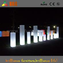luxury party decorations/plastic decorative wedding pillars/plastic pillars for weddings