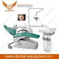 Gladent dentiste. les noms de matériel de laboratoire instruments