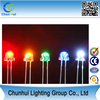 2014 hot sale 5mm straw hat led diode for Indoor and outdoor commercial lighting