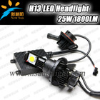 New Product 50W Led Headlight H13 Led Head Light High Beam 1800LM Low Beam 1600LM1800LM Led Headlight C ree Chip