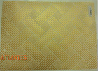 China cheap insulated PVC Laminated 60x60 gypsum ceiling tiles